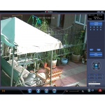 Complete DIY CCTV kit with 16CH DVR PCI card and 8 weather proof IR 550TVL out door cameras